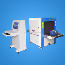 650*500mm X-Ray Luggage Detector Machine Can Displaying Both Grey Scale And Color Images