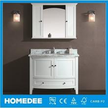 Zhejiang Homedee Fancy Smart Modern Solid Wooden Bathroom Mirror Cabinet,Bathroom Vanity Cabinet