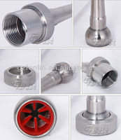 stainless steel music fountain industrial spray water nozzle high pressure