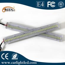 White Waterproof Cheap Price 17cm 12V Car Led DRL Light/Daylight Running Lights for all Cars