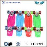 High Quality Cheap Plastique Long Board Skateboards