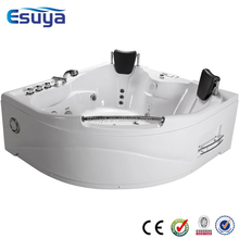 Alibaba china sanitary ware supplier indoor luxurious cheap whirlpool massage bathtub