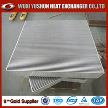china supplier direct factory aluminum plate type oil radiator core