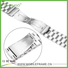 Stainless Steel Mental Replacement Strap Wrist Band Classic Polishing For Apple iWatch