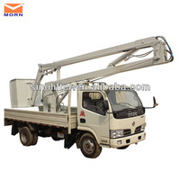 articulating hydraulic heavy truck wheel lift