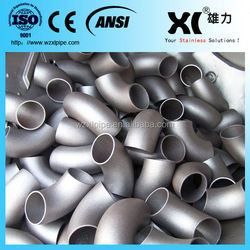 2015 top sale stainless steel pipe elbow forging elbow
