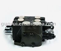 Hydraulic sectional Valve DL-F15L-*/*-*/* (multiple valves, directional valves)