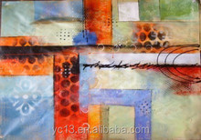 hot selling canvas musical instrument oil painting ct-433
