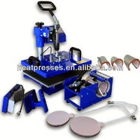 2013 new design hot sale t shirt heat transfer printing machine price directly from factory