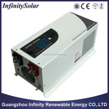 2KW DC 12V24V to AC 220V Solar Power Inverter Converter for 220V Electronic Devices