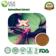 Free Samples Hot Sale 100% Natural Epimedium Extract Icariin 10% Epimedium Extract