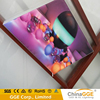 Excellent quality advertising LED frameless fabric panel light frame for exhibition booth display