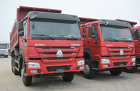 20 cbm capacity sinotruk howo tipper truck for sale