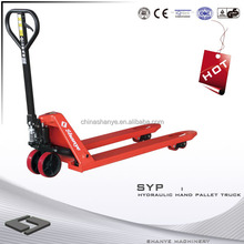SHANYE SYP-I-20-2000KG hand pallet truck pallet lifters