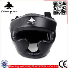 Alibaba high quality martial arts head gear made by PU from china factory