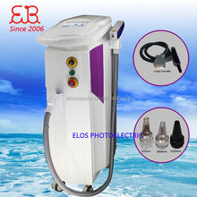 Quality first laser hair and tattoo removal machine
