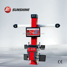 """SUNSHINE""brand 3D four wheel alignment ce"