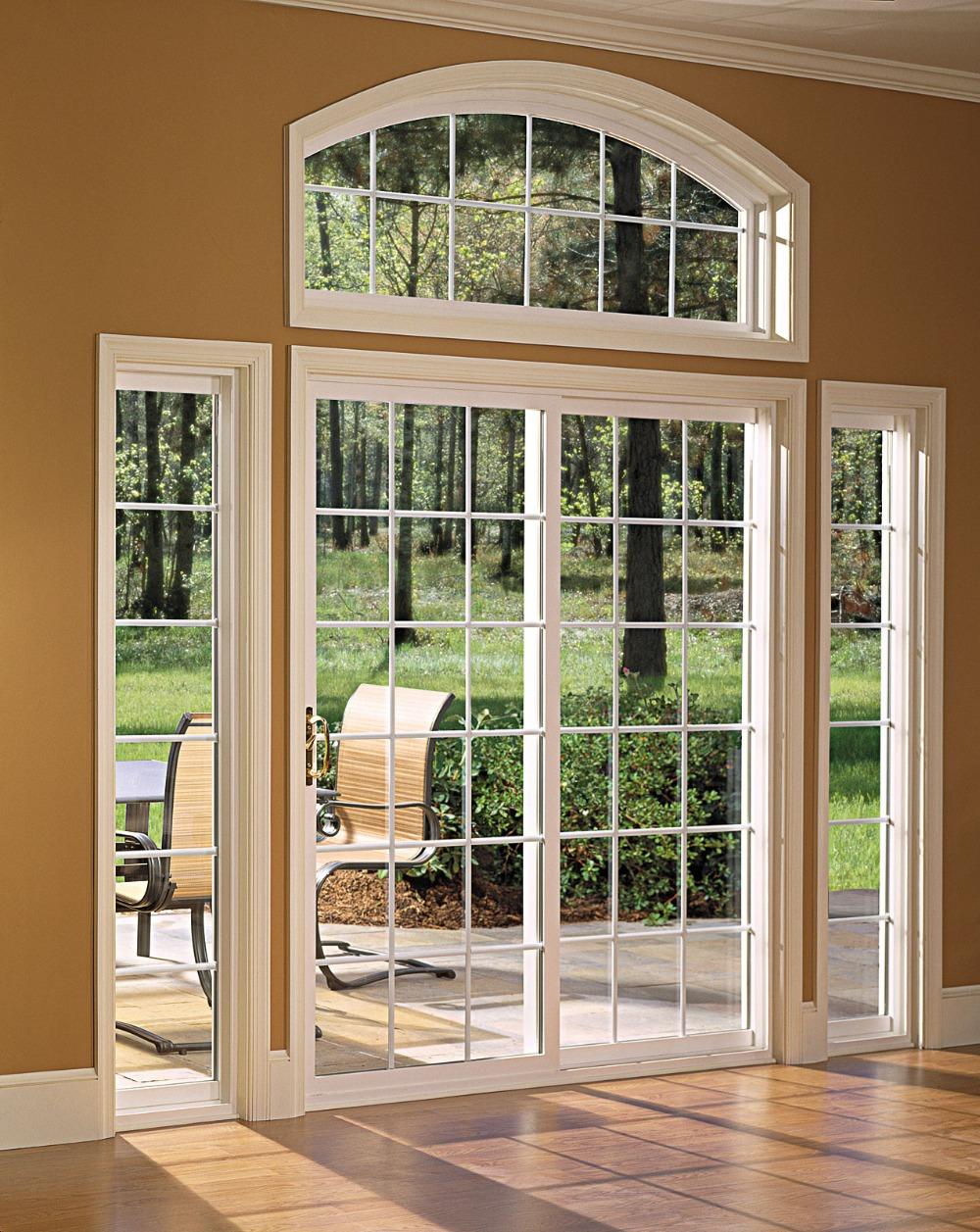 diseo moderno de aluminio de puertas y ventanas para el nuevo hogar
