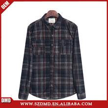 Großhandel langarm Winter dicke flanell t-shirts für mann