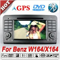 Best price car radio with gps navigation For W164