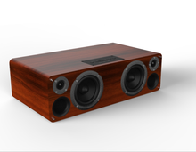 High quality wooden wifi speaker,professional stereo speaker
