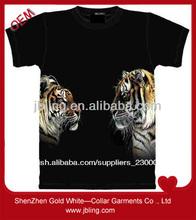 individual tigre negro t