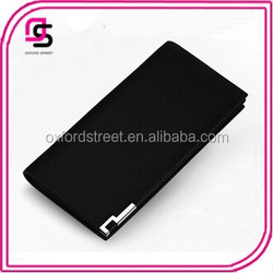 Newest Fashion Simple Leather Men's Wallet