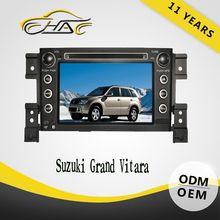 hot sales OEM hd dvd for suzuki grand vitara car dvd gps navigation system with mp4 player