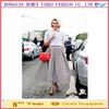 2015 ladies fashion dress Vintage style High waist over knee elegant A-line women full skirt long dress