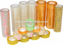 Cheapest price Art With Water Acrylic BOPP Film Stationery Tape
