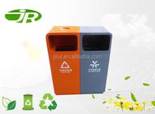 metal color codes for waste bins trash bin