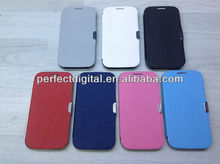 New Arrival Magnet Folio Sleeve For Samsung Galaxy S4 S Iv I9500
