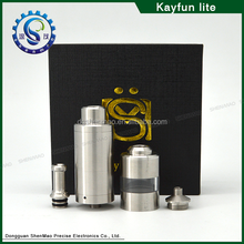 Shenzhen factory high quality kayfun lite for sale DIY atomizer