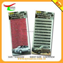 Custom newly fashion decorative sticker for car