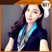 2016 Women's fashion chiffon scarf classic scarf scarf shawl long section S2694