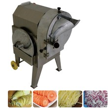 Corm and Root Vegetable Cutting Machine % Vegetable Cutter