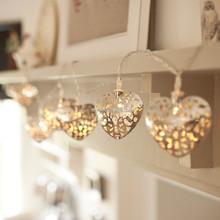 CE RoHS high quality customized LED string light decorative warm white LED fairy lights