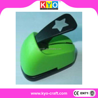 China factory mini star shaped paper punch