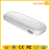High Brightness LED Hand Lamps Mobile Portable Power Bank
