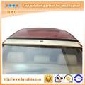 fibra de vidro traseiro spoiler caminhão frp spoiler traseiro para bmw 5 séries 528