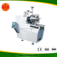 high quality automatic ink grinding mill sand mill machine