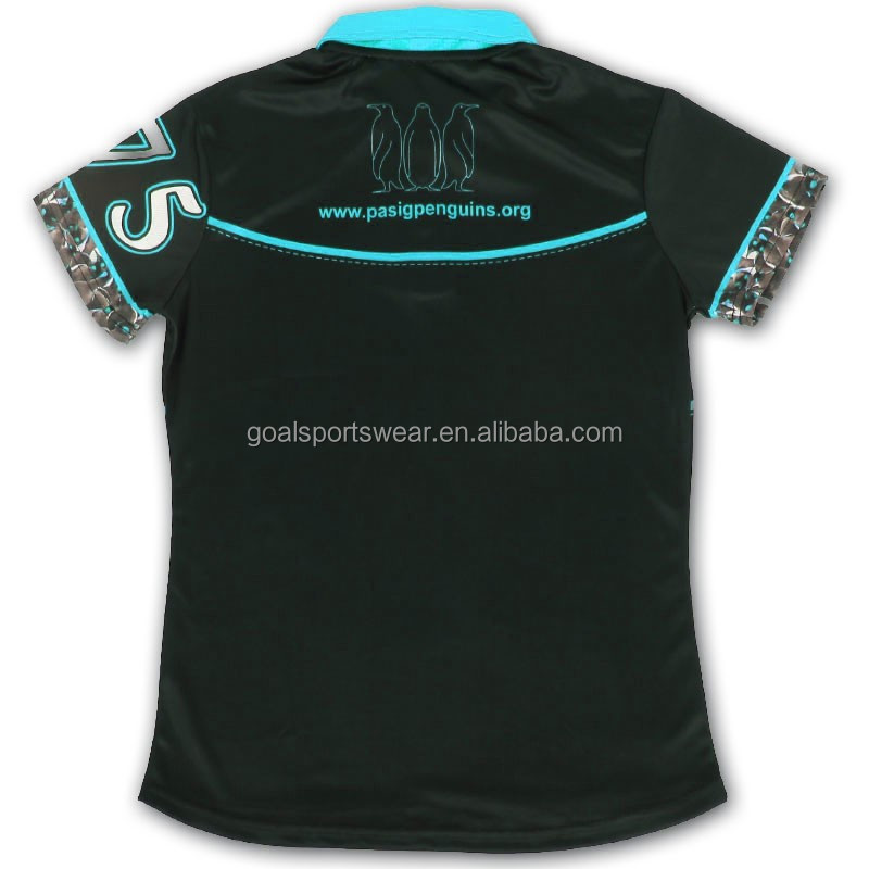 100 polyester dry fit custom design sublimated short for Custom dry fit shirts
