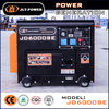 Hot sale! Factory price 3KW 5KW Electrical Starting Diesel engine Genset 5kw