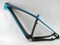142 * 12mm Thru-Axle cuadro de carbono de la bicicleta del mtb 29er IP-057