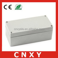 Customized Aluminum Waterproof Box For Electronic