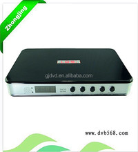 branded company free to air sim card digital set top box LGR S620 internet channels