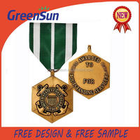 Quality Fashion design gold chocolate medals