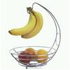 Chrome fruit basket