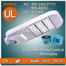 TUV CE UL Photocell Street Lamp,Street Light Photocell,Crre off road led light bar 120W