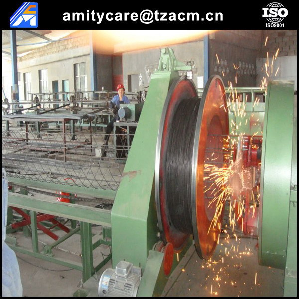 concrete pile automatic wire cage welding machine